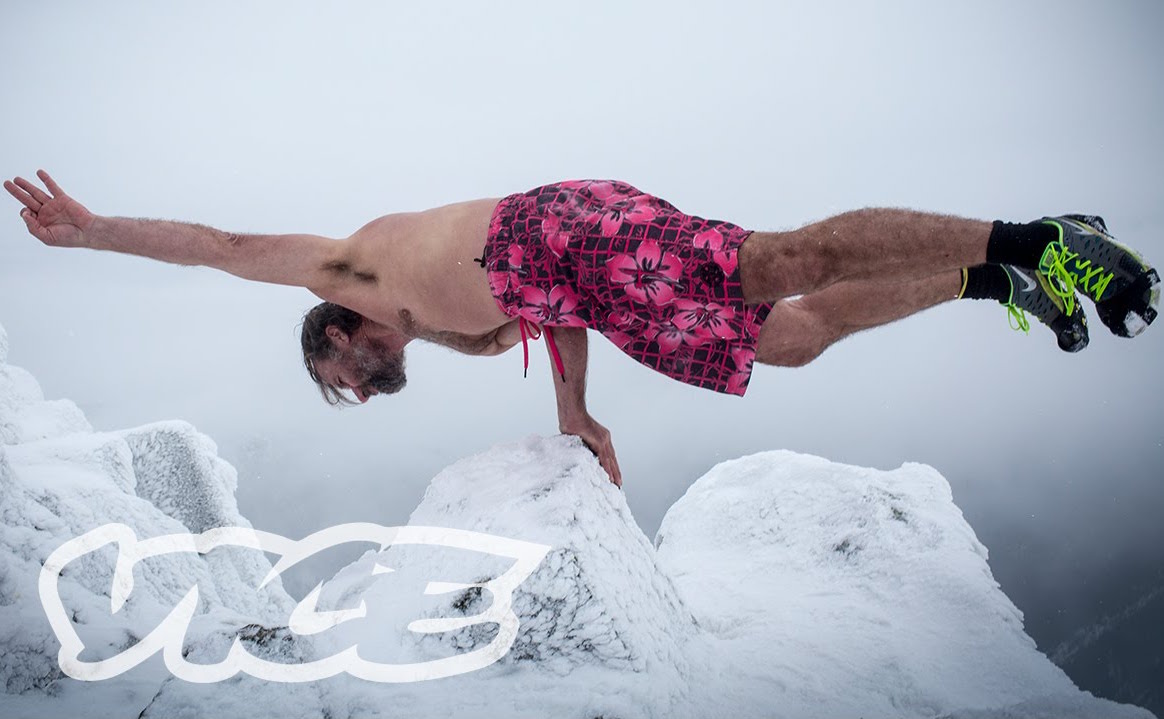 Wim Hof Inside the Superhuman
