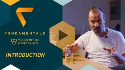 Wim Hof Fundamentals course cover